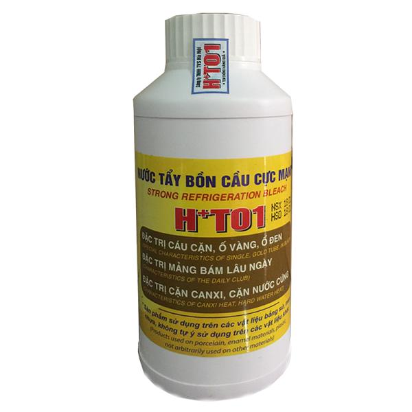 tẩy vết ố vàng H+T011
